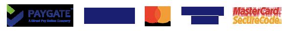 Paygate Logo's